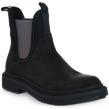 kengät Miehet Bootsit Bikkembergs ZORIAN Nero