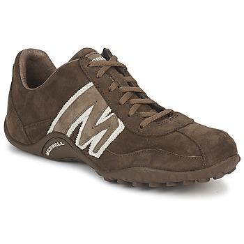 kengät Miehet Matalavartiset tennarit Merrell SPRINT BLAST LTR Brown