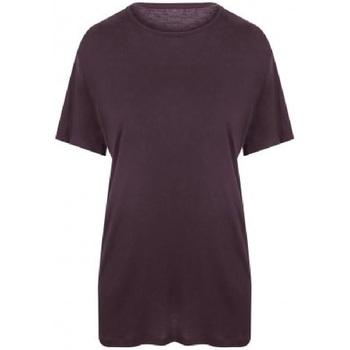 vaatteet Miehet Lyhythihainen t-paita Ecologie EA002 Wild Mulberry