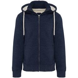 vaatteet Miehet Svetari Kariban Vintage K2312 Night Blue Heather