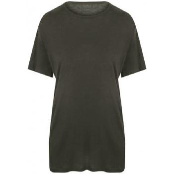 vaatteet Miehet Lyhythihainen t-paita Ecologie EA002 Fern Green