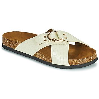 kengät Naiset Sandaalit Only MAXI 2 Valkoinen