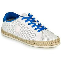 kengät Naiset Espadrillot Pataugas PALOMA F2F Valkoinen / Sininen