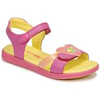kengät Tytöt Sandaalit ja avokkaat Agatha Ruiz de la Prada AITANA Vaaleanpunainen