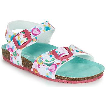 kengät Tytöt Sandaalit ja avokkaat Agatha Ruiz de la Prada BIO Valkoinen