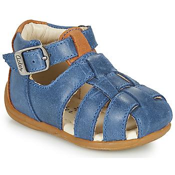kengät Pojat Sandaalit ja avokkaat Aster ODASSIO Laivastonsininen