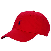Asusteet / tarvikkeet Miehet Lippalakit Polo Ralph Lauren HSC01A CHINO TWILL Punainen