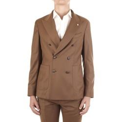 vaatteet Miehet Takit / Bleiserit Manuel Ritz 2932G2738Y-200501 Cammello