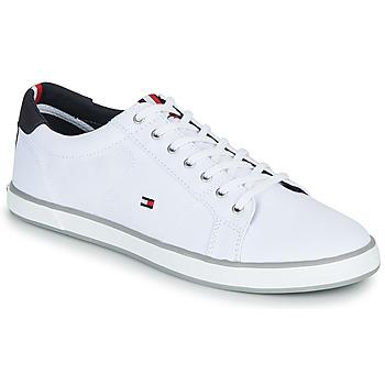 kengät Miehet Matalavartiset tennarit Tommy Hilfiger H2285ARLOW 1D Valkoinen