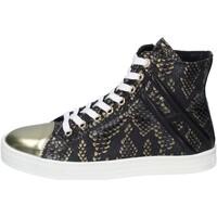 kengät Naiset Tennarit Hogan Sneakers Pelle Nero