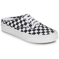 kengät Sandaalit Vans AUTHENTIC MULE Musta / Valkoinen