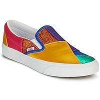kengät Tennarit Vans CLASSIC SLIP ON Monivärinen