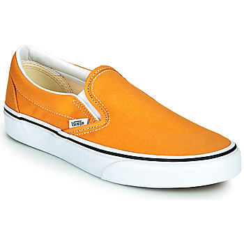 kengät Naiset Tennarit Vans CLASSIC SLIP ON Keltainen