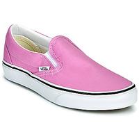 kengät Naiset Tennarit Vans CLASSIC SLIP ON Lila