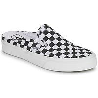 kengät Sandaalit Vans CLASSIC SLIP ON MULE Musta / Valkoinen