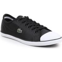 kengät Naiset Matalavartiset tennarit Lacoste Ziane Sneaker 118 2 CAW 7-35CAW0078312 black