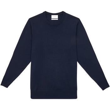 vaatteet Miehet Neulepusero Calvin Klein Jeans K10K102727 Sininen