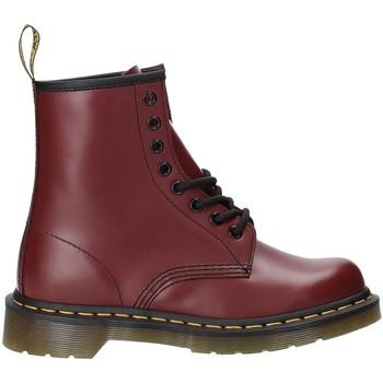 kengät Naiset Nilkkurit Dr Martens DMS1460CRSM10072600 Punainen