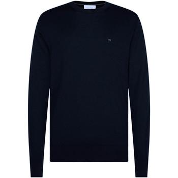 vaatteet Miehet Neulepusero Calvin Klein Jeans K10K104920 Sininen
