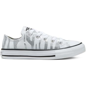 kengät Lapset Tennarit Converse 667604C Valkoinen