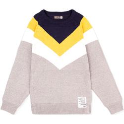 vaatteet Lapset Neulepusero Losan 023-5001AL Harmaa