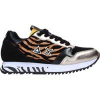kengät Naiset Tennarit Sun68 Z40228 Musta
