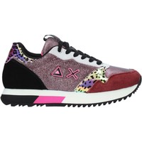 kengät Naiset Tennarit Sun68 Z40227 Violetti