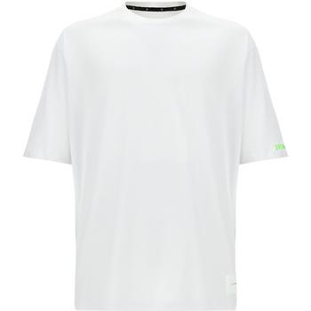 vaatteet Miehet T-paidat & Poolot Freddy F0ULTT2 Valkoinen