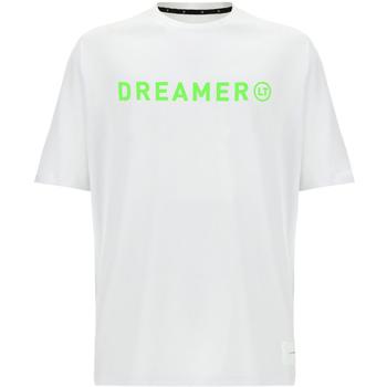 vaatteet Miehet T-paidat & Poolot Freddy F0ULTT3 Valkoinen