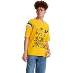vaatteet Naiset T-paidat & Poolot Levi's 23895-0004 Keltainen