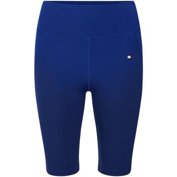 vaatteet Naiset Legginsit Tommy Hilfiger S10S100462 Sininen