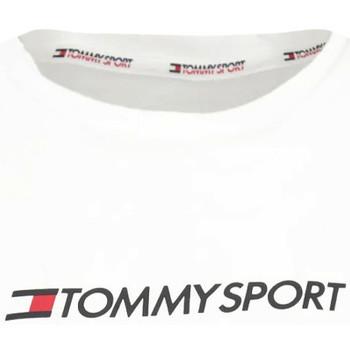 vaatteet Naiset T-paidat & Poolot Tommy Hilfiger S10S100445 Valkoinen