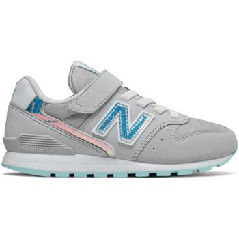 kengät Lapset Tennarit New Balance NBYV996HGY Harmaa