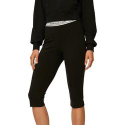 vaatteet Naiset Legginsit Calvin Klein Jeans J20J214302 Musta