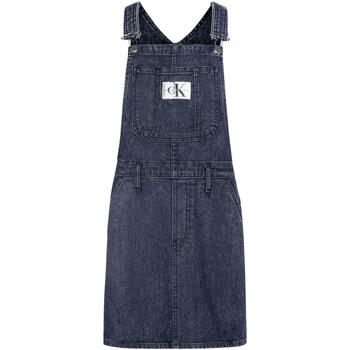 vaatteet Naiset Jumpsuits / Haalarit Calvin Klein Jeans J20J214426 Sininen