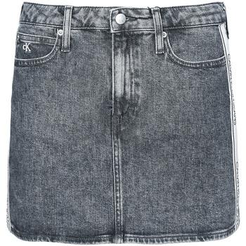 vaatteet Naiset Hame Calvin Klein Jeans J20J215121 Harmaa