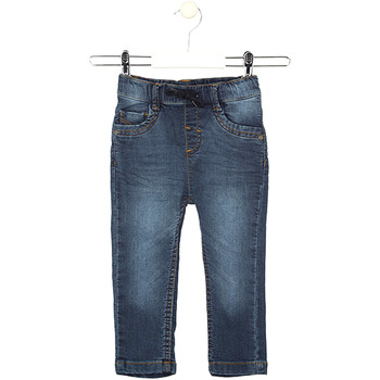 vaatteet Lapset Farkut Losan 025-6664AL Sininen