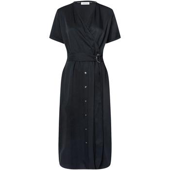 vaatteet Naiset Mekot Calvin Klein Jeans K20K202182 Musta