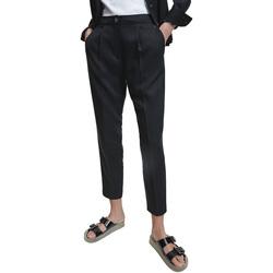 vaatteet Naiset Housut Calvin Klein Jeans K20K202224 Musta