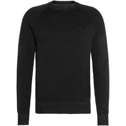 vaatteet Miehet Neulepusero Calvin Klein Jeans J30J315600 Musta