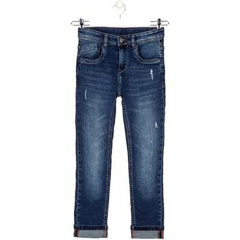 vaatteet Lapset Farkut Losan 023-9002AL Sininen