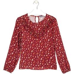 vaatteet Lapset T-paidat & Poolot Losan 024-3001AL Punainen