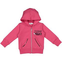 vaatteet Lapset Svetari Melby 20D2341 Vaaleanpunainen