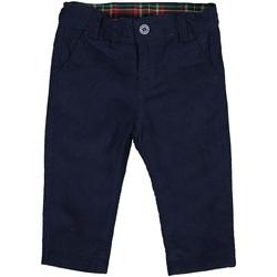 vaatteet Lapset Housut Melby 20G0170 Sininen