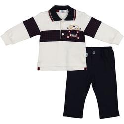 vaatteet Lapset Puvut ja solmiot  Melby 20K0230 Sininen