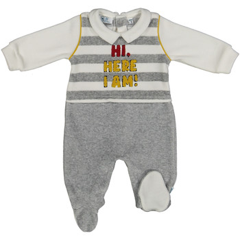 vaatteet Lapset Verryttelypuvut Melby 20N2470 Harmaa