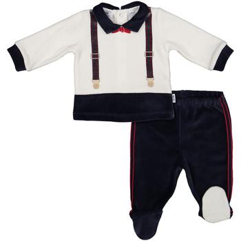 vaatteet Pojat Kokonaisuus Melby 20Q0060 Musta