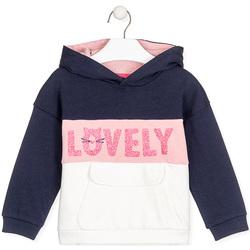 vaatteet Lapset Svetari Losan 026-6025AL Sininen