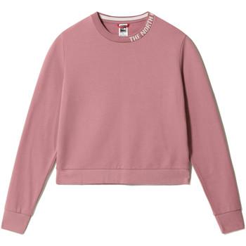 vaatteet Naiset Svetari The North Face NF0A491O Vaaleanpunainen