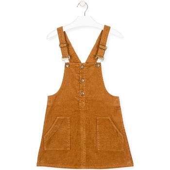 vaatteet Lapset Jumpsuits / Haalarit Losan 024-7017AL Keltainen